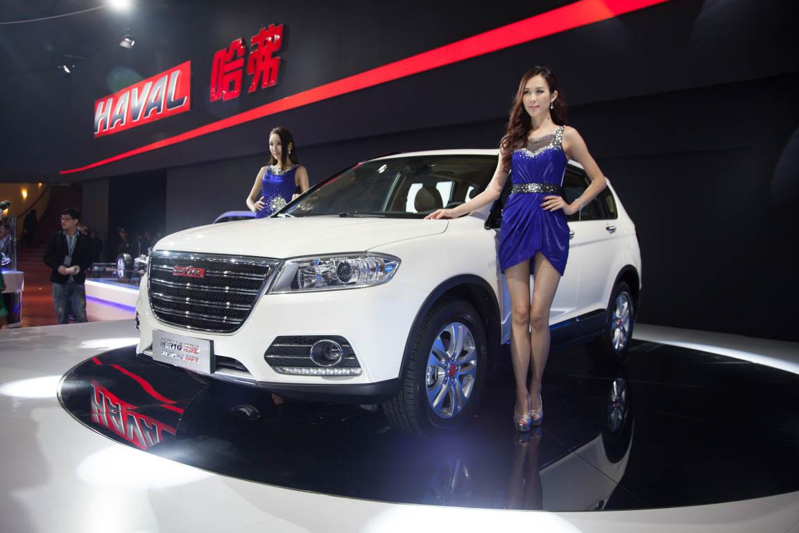 Шанхайский автосалон. Муравейник с громкими премьерами.