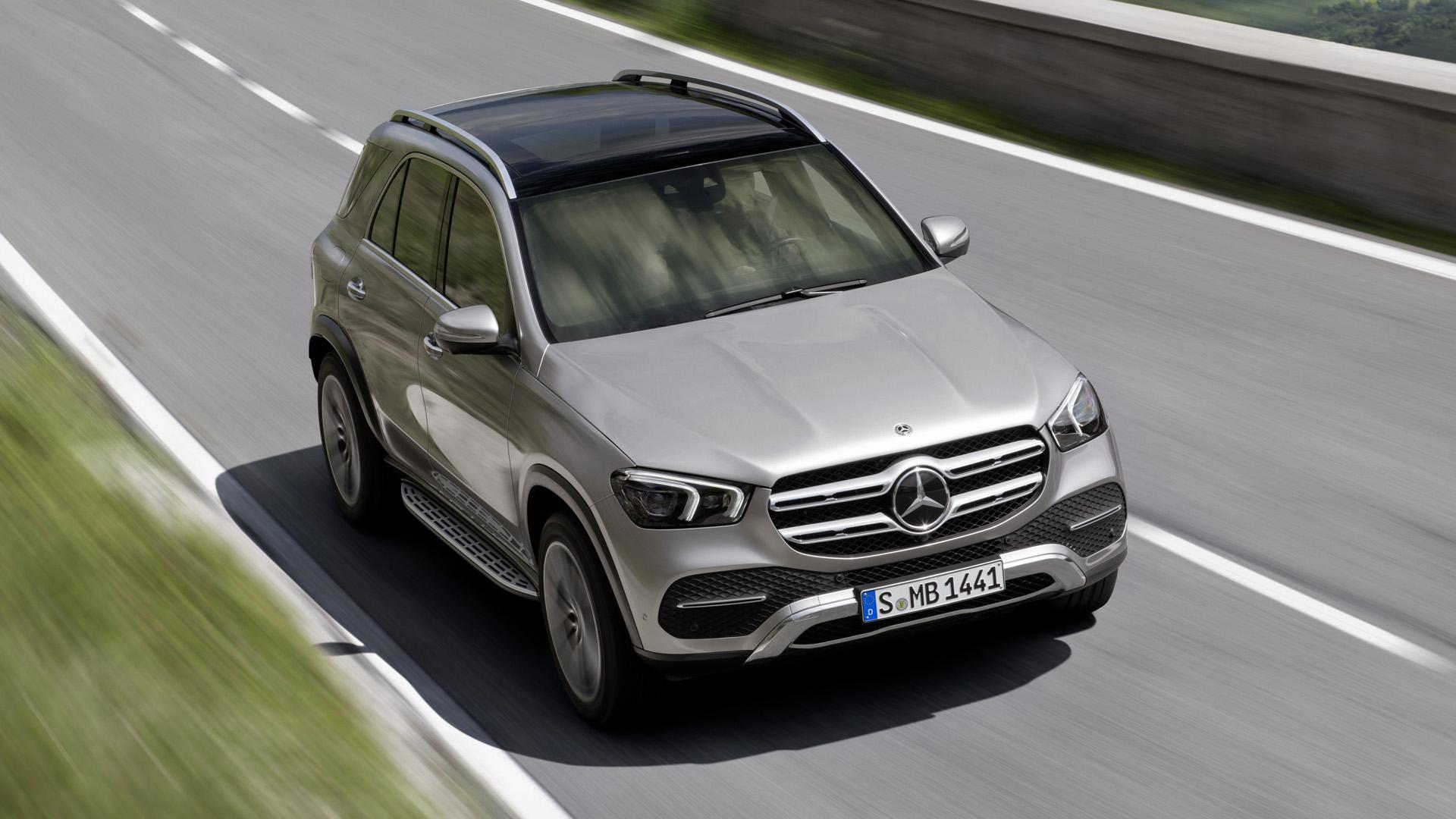 Mercedes-Benz GLE в России: известны цены