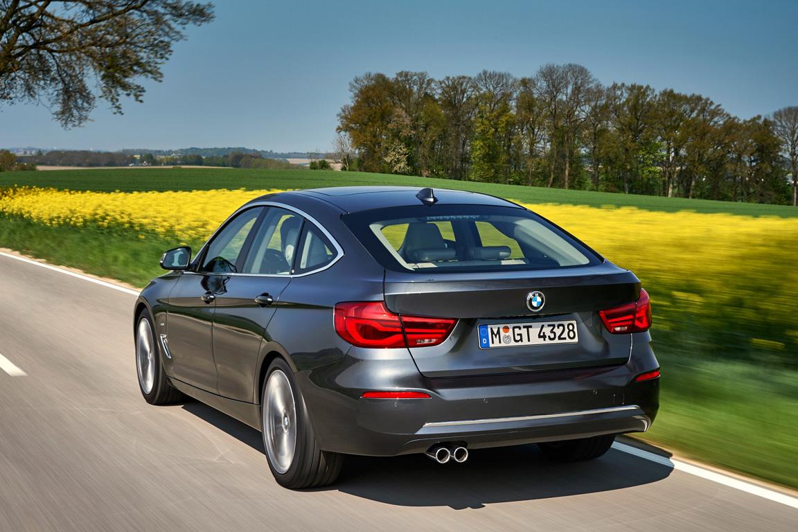BMW 3 серия Гран Туризмо