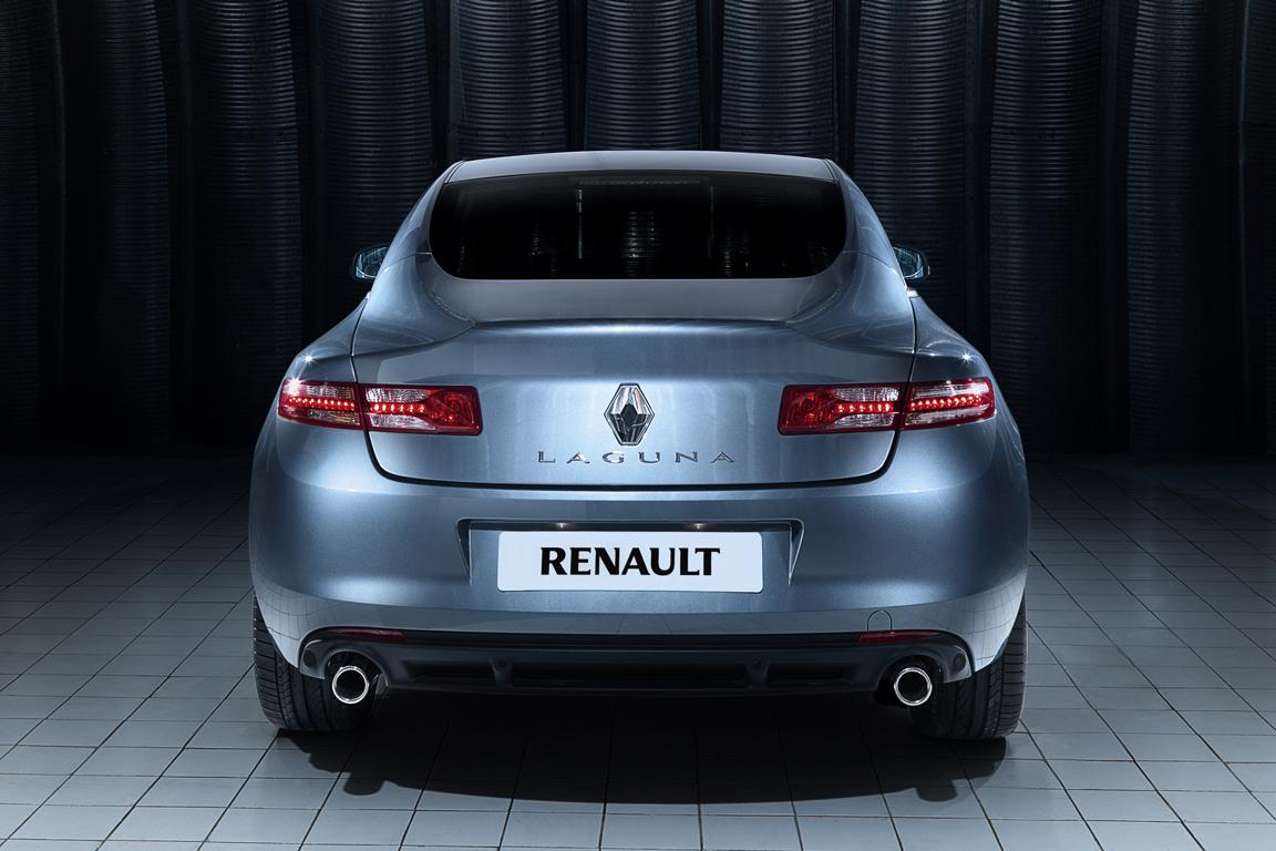 Renault Laguna Coupe (2013)