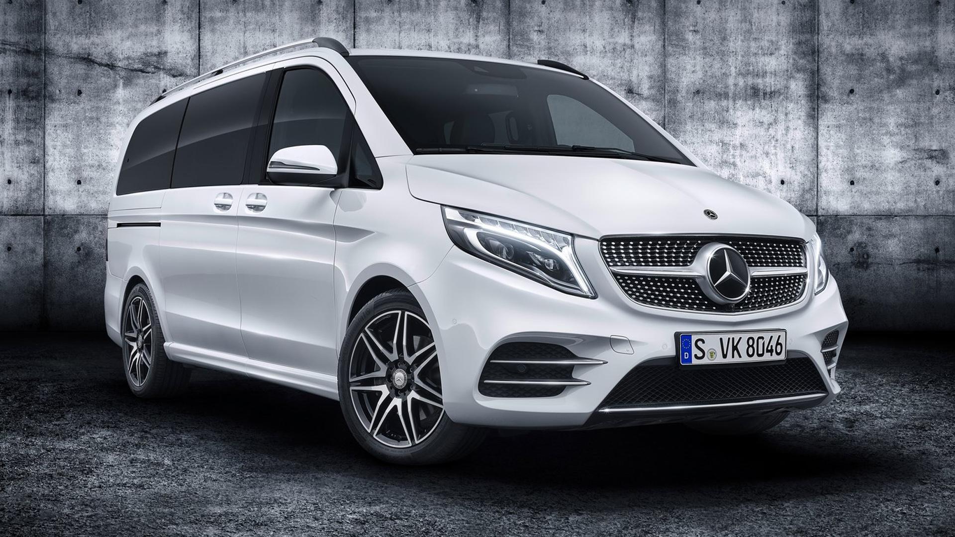 Mercedes-Benz V-Class 2019