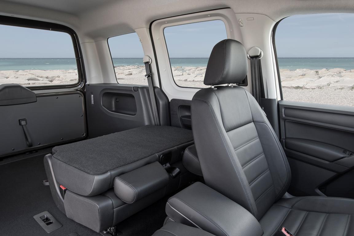 Volkswagen Caddy 2015