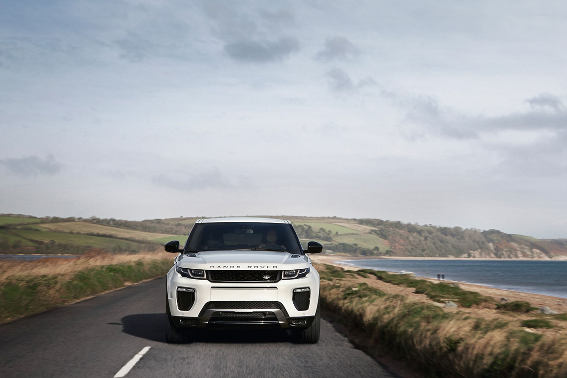 Range Rover Evoque Coupe 2016