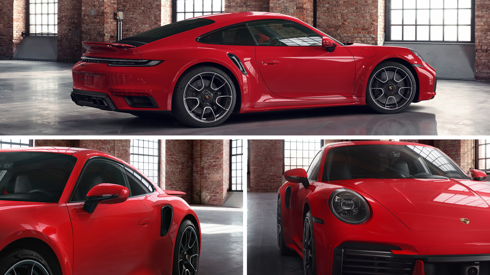 Porsche Exclusive Manufaktur 911 Turbo S