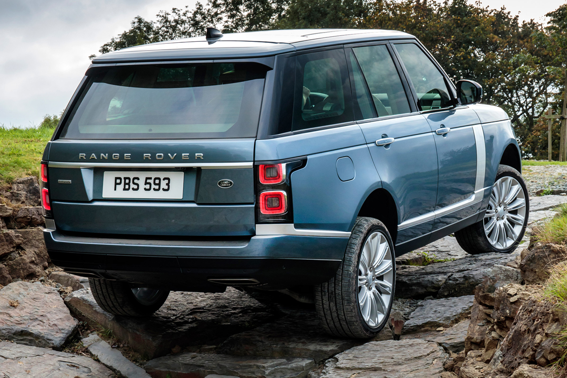 Range Rover 2018