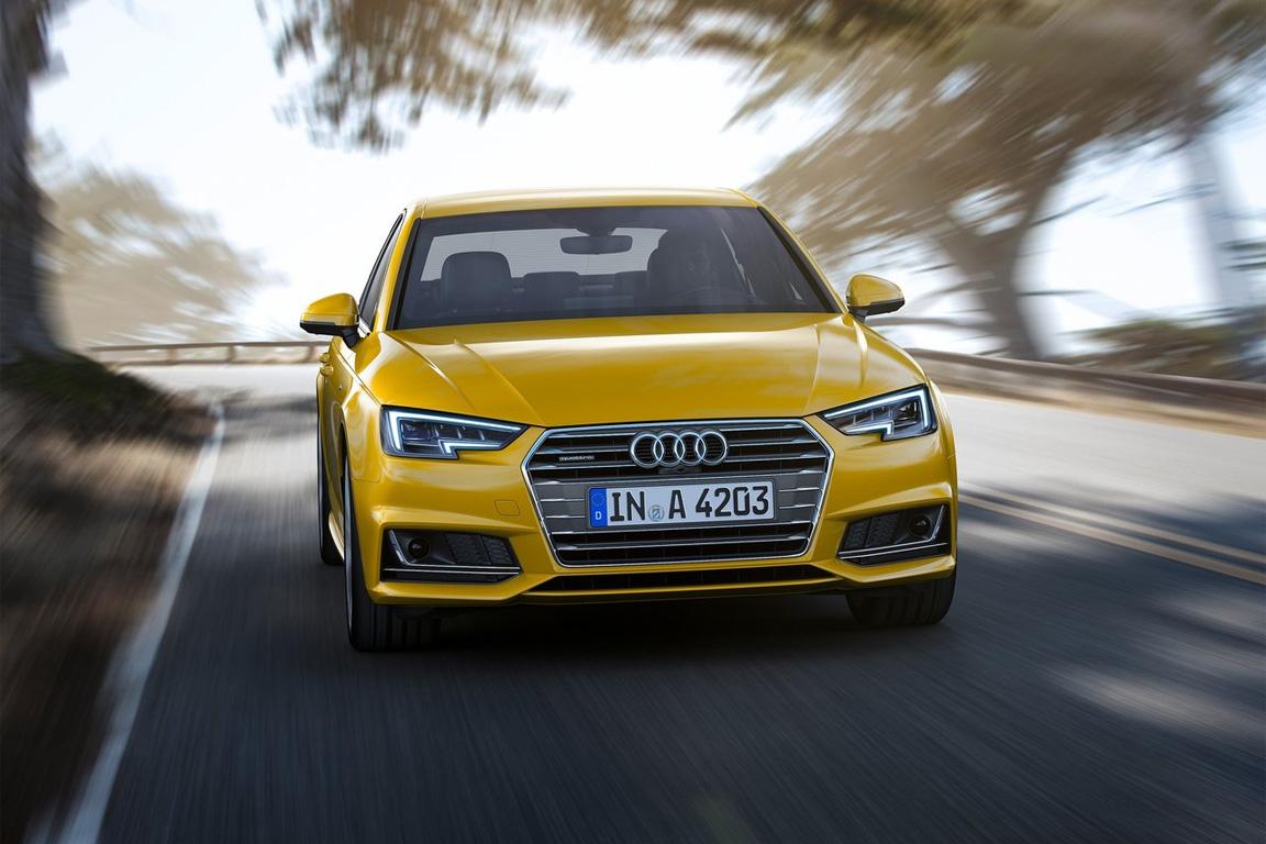 Audi A4 2015