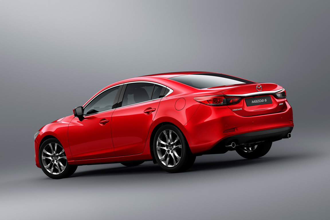 Mazda6 Sedan 2017