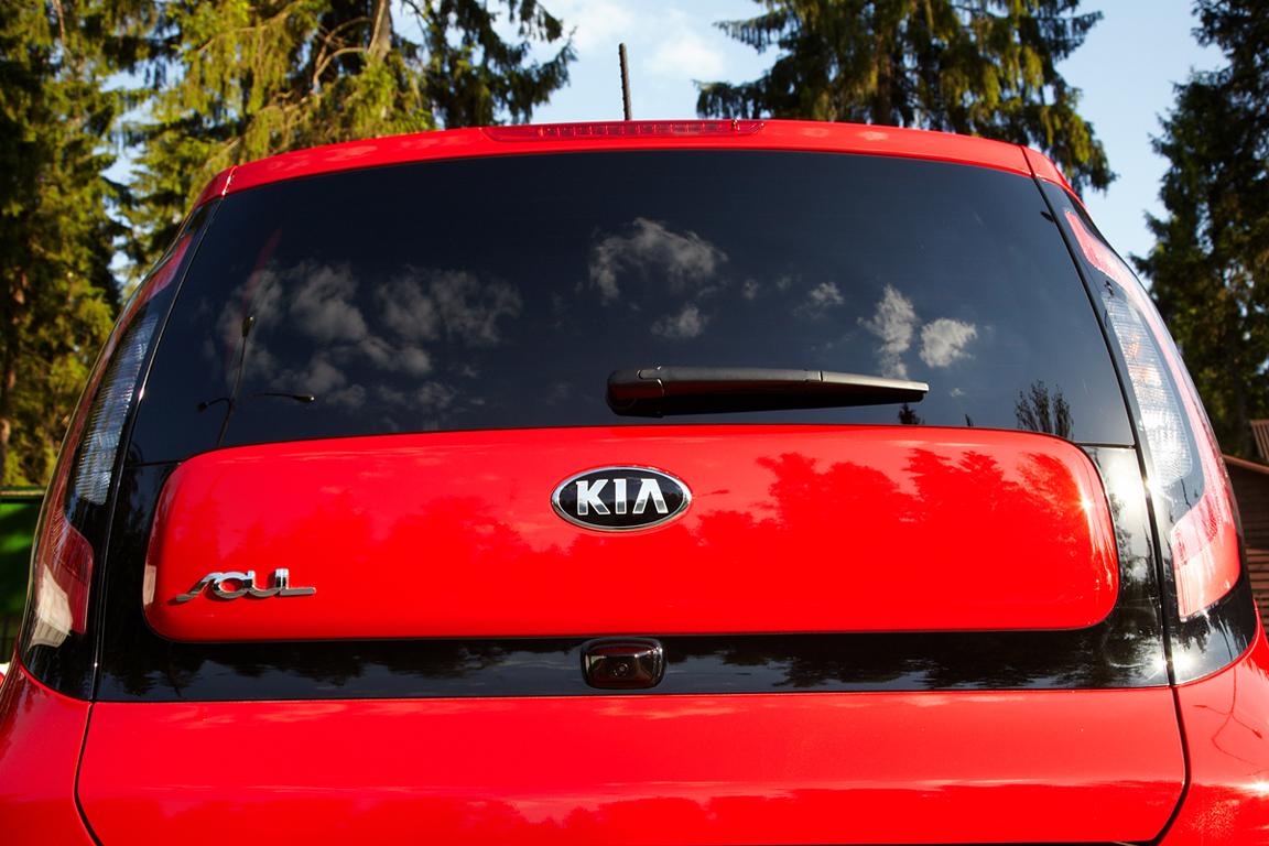 Kia Soul: В поисках интересного