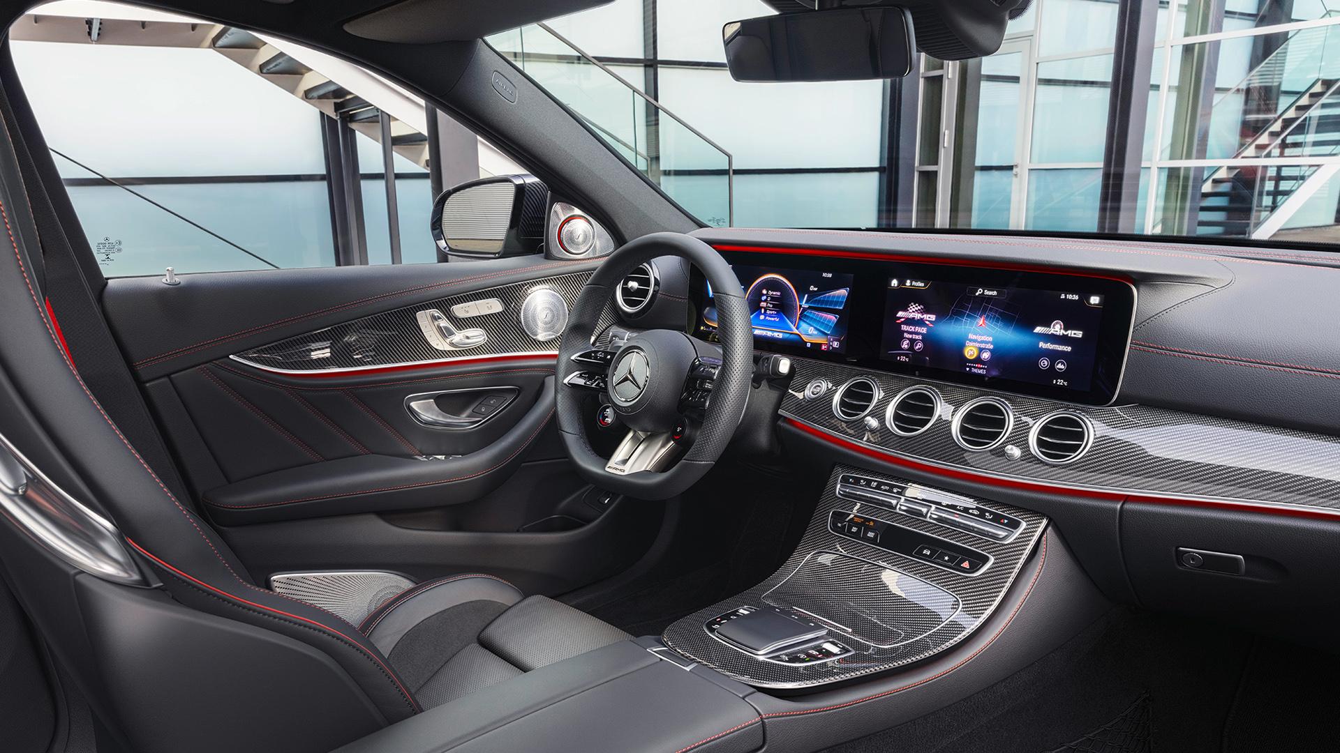 Mercedes-Benz-e-class 2021 e53