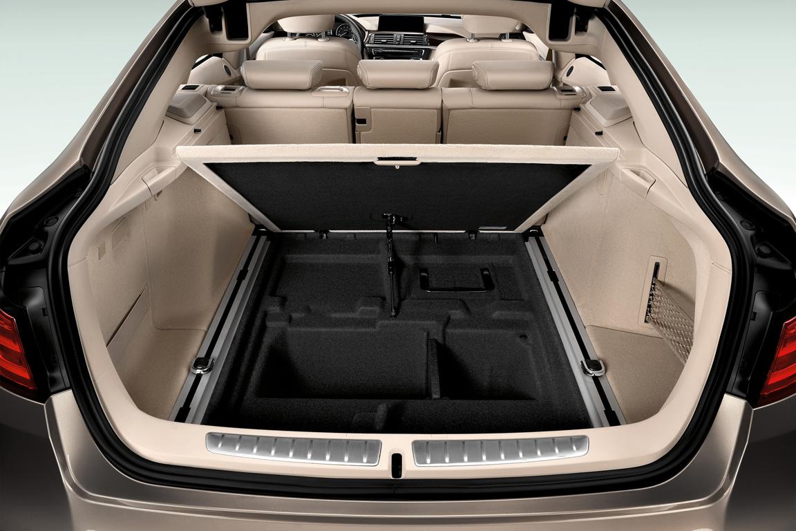 BMW 3 Series GT: Куда же больше?