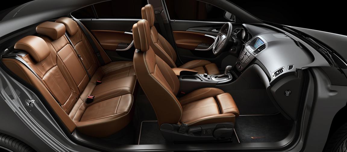 Opel Insignia 2012: скрытые возможности