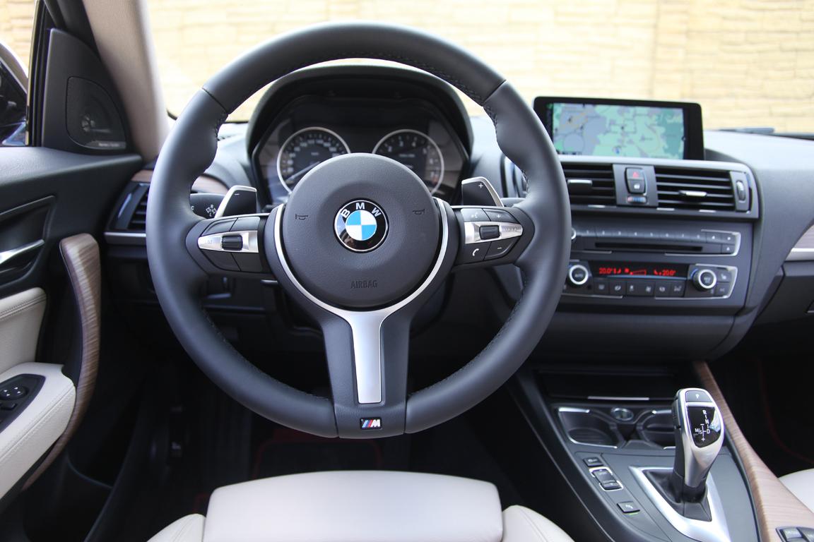 BMW 2 series: Шестое чувство