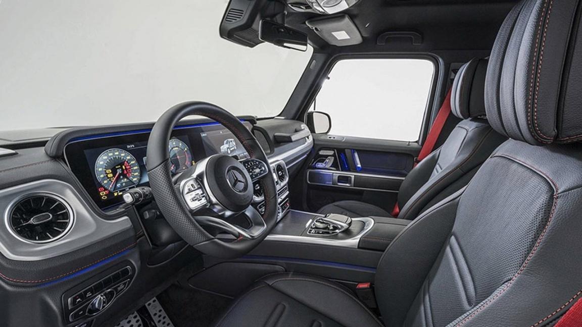 Brabus Mercedes-Benz G 500
