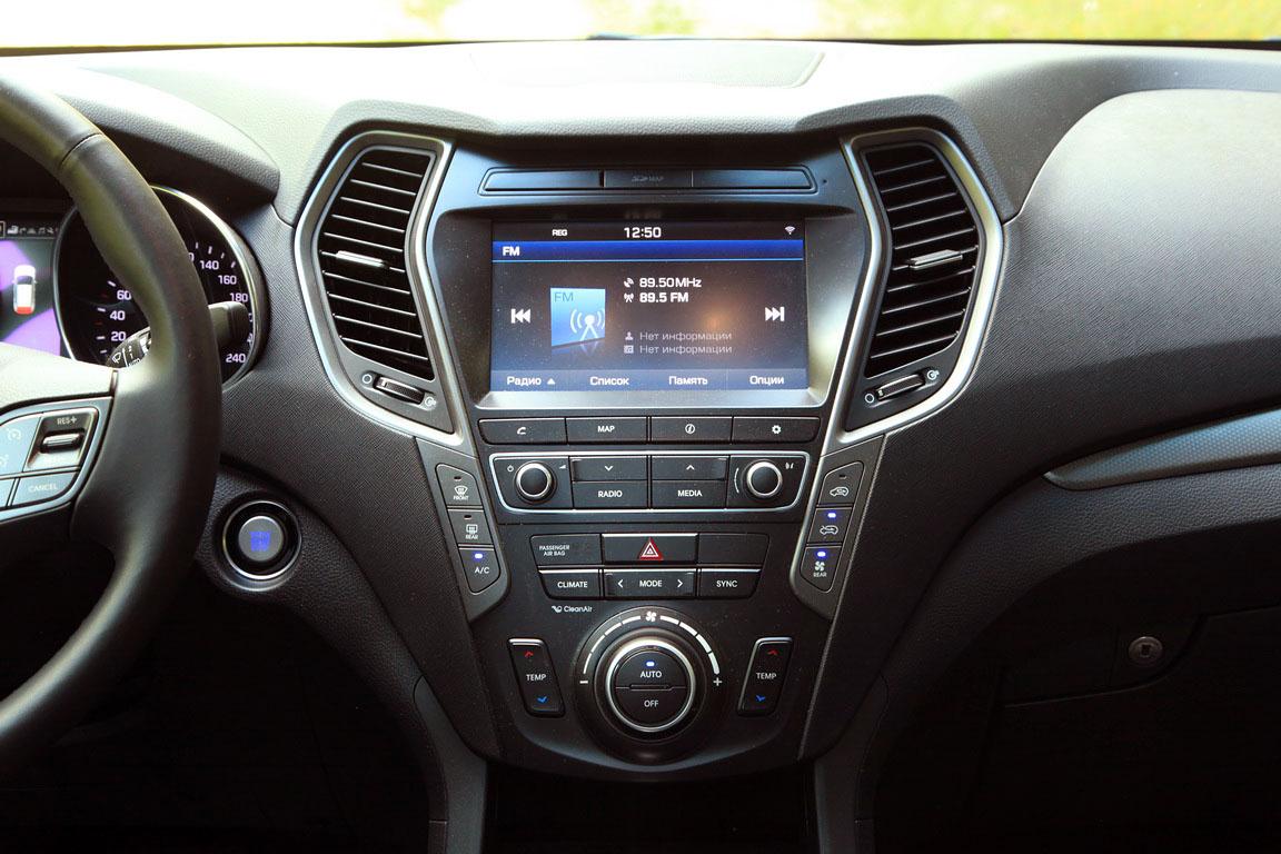 Hyundai Grand Santa Fe: Гранд ты мне или не гранд?