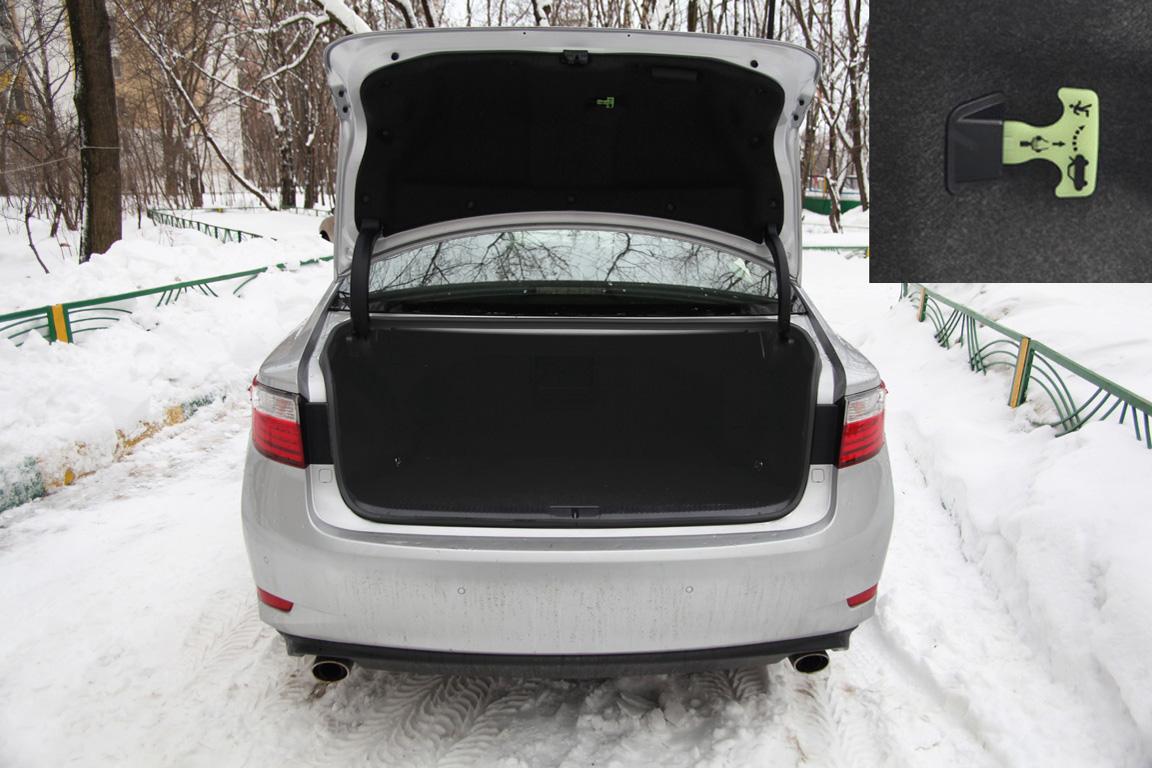 Lexus ES: Да здравствует выбор!