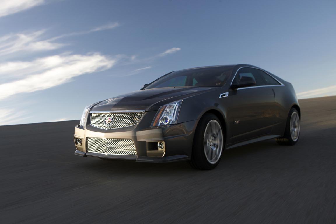 Cadillac CTC-V Coupe
