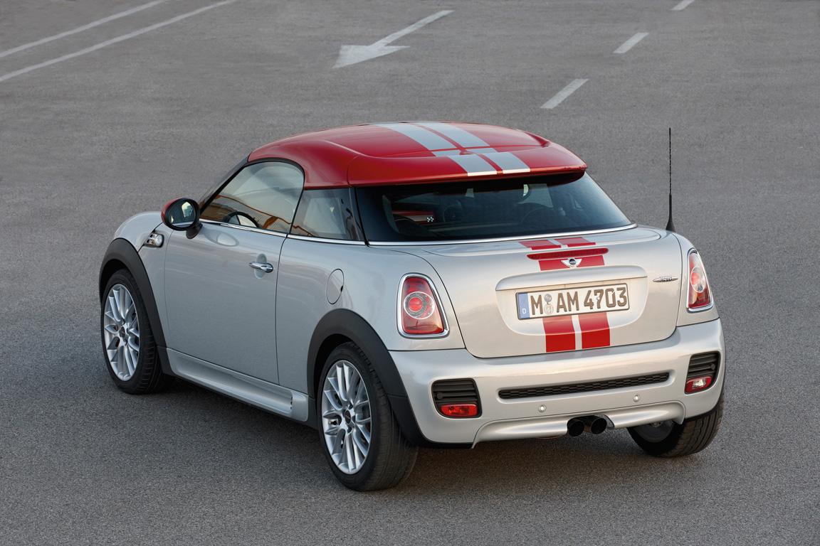 MINI Coupe / МИНИ Купе