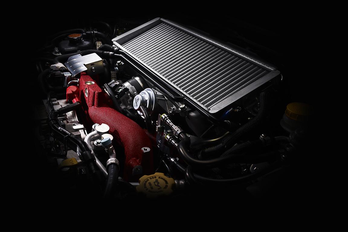 Subaru WRX STI 2017