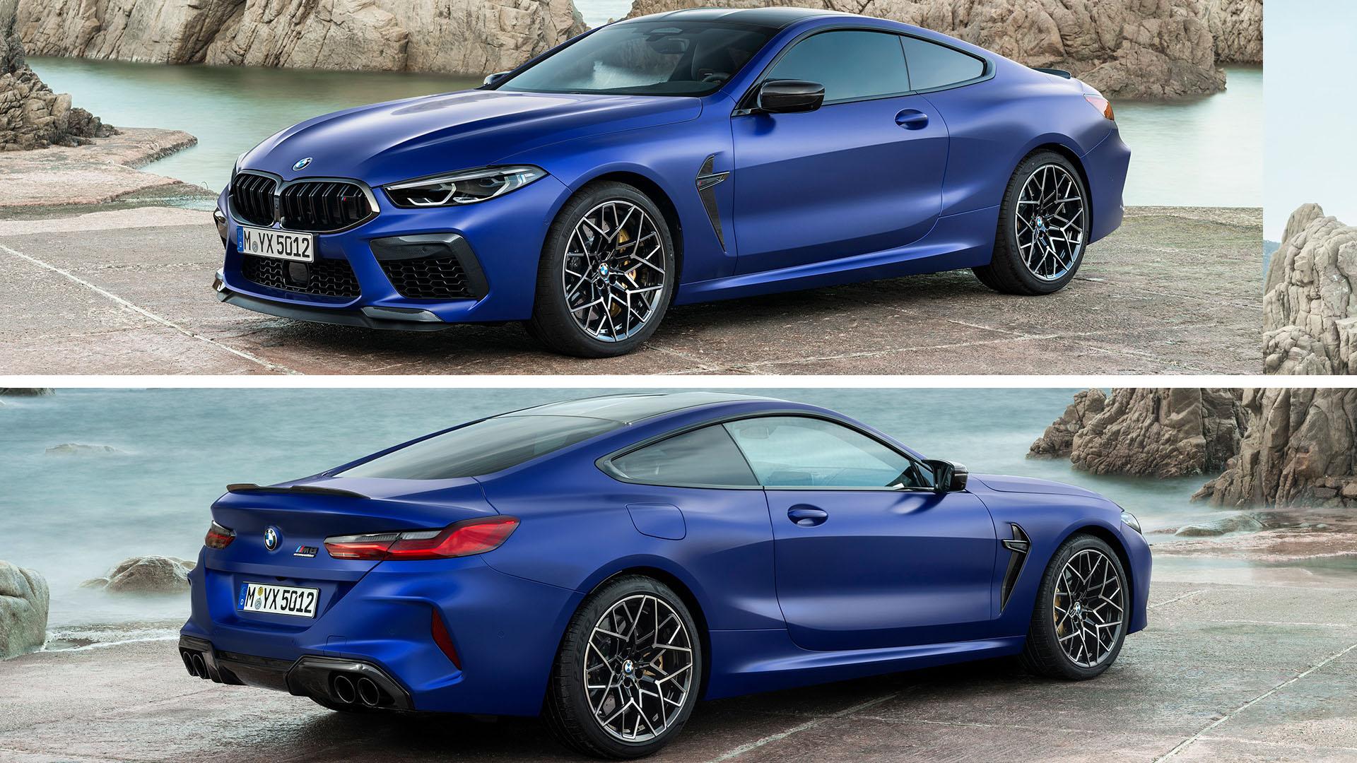 BMW M8 Купе 2020