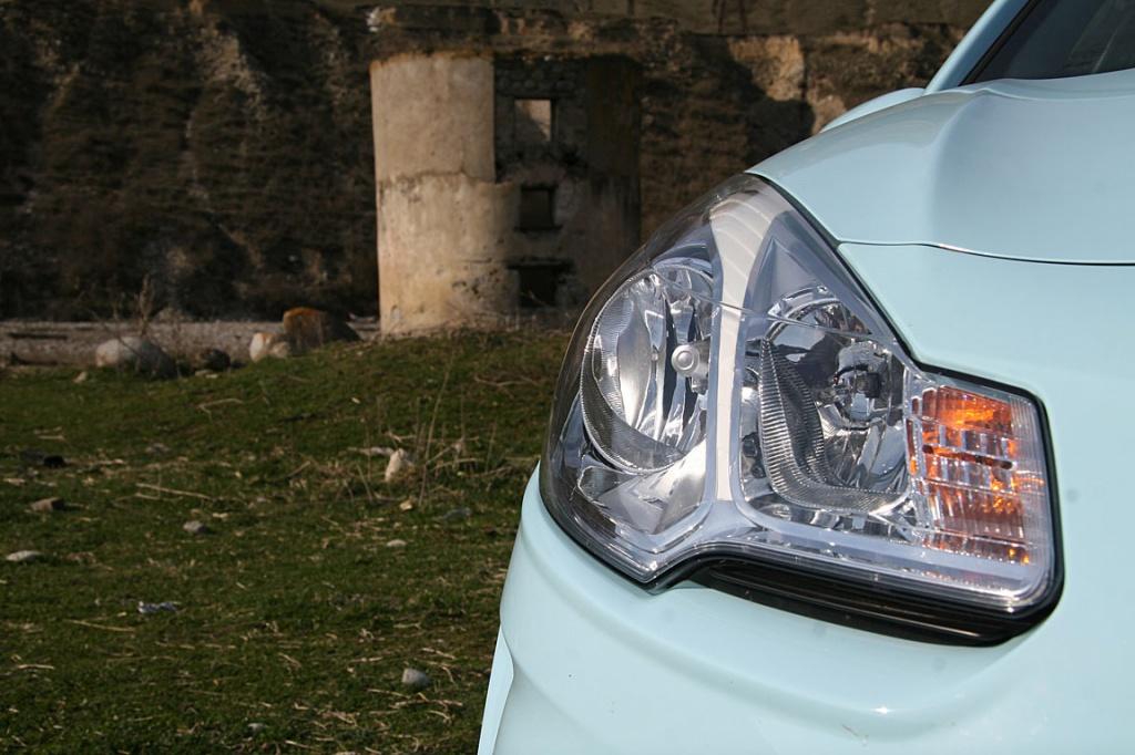 Citroen C3: Приключения француза в российской глубинке