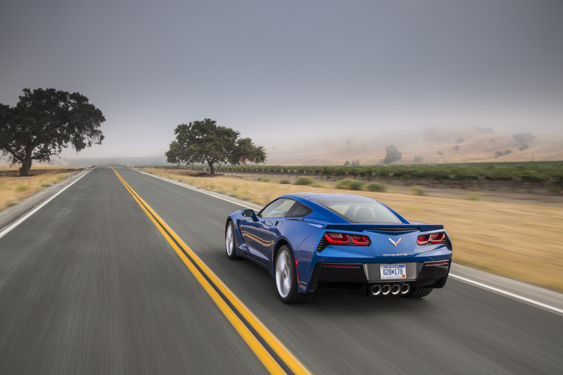 Corvette Stingray (2014)