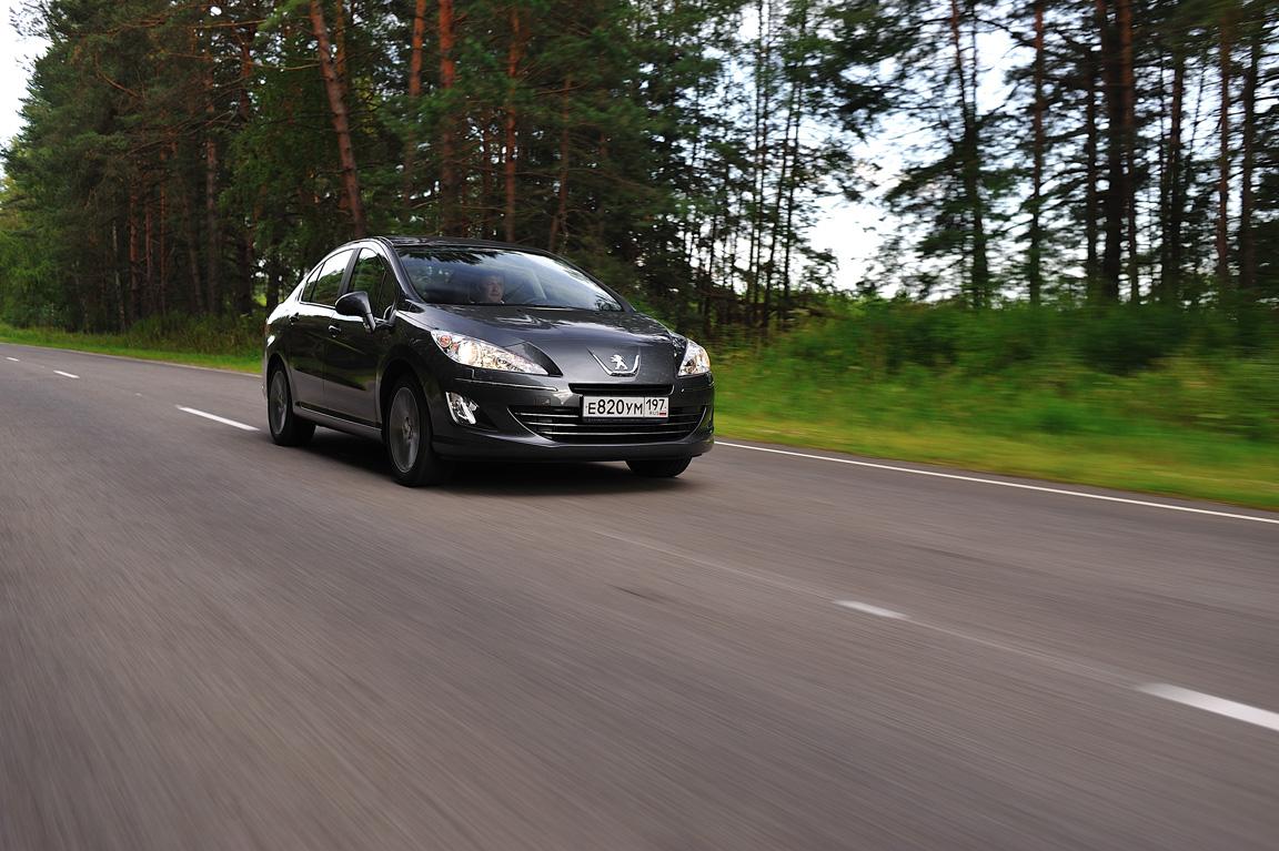 Peugeot 408: Я так хочу, чтобы лето не кончалось