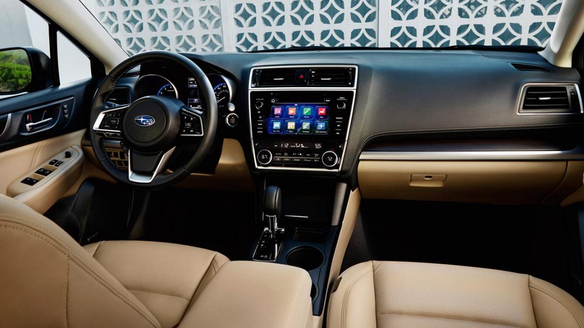 Subaru Legacy 2018