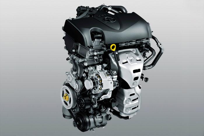 Toyota оснастила Yaris новым двигателем