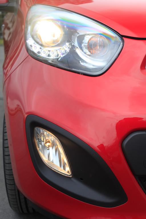 Picanto VS Spark: Таракашки на дорогах