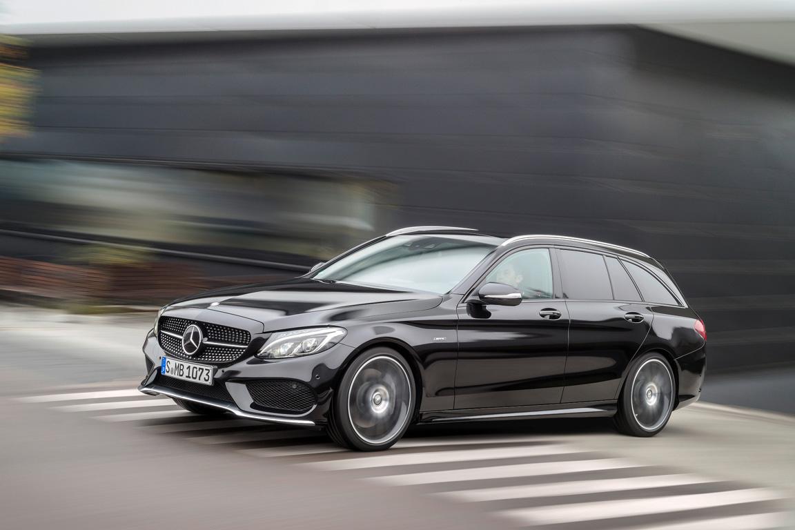 Mercedes-Benz C-class Estate 2013