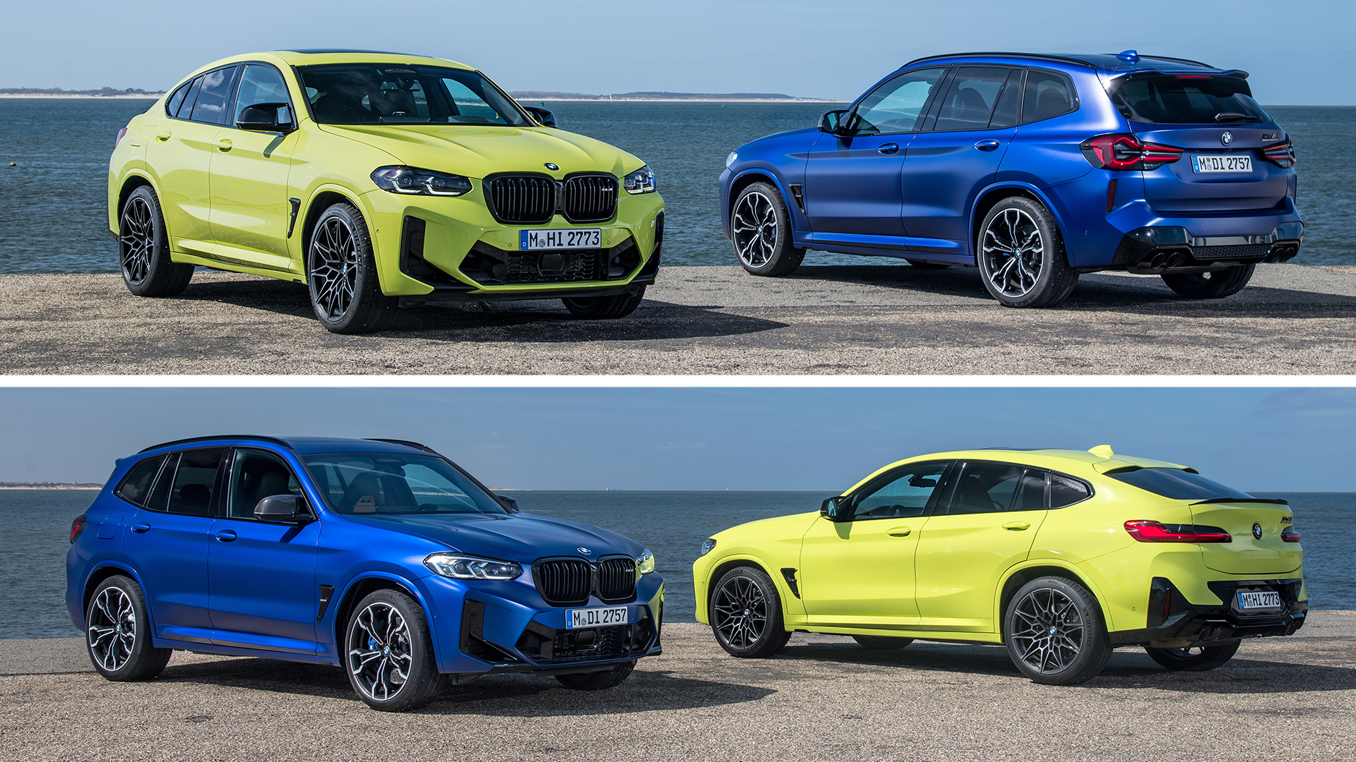 BMW X3 M / X4 M Competition