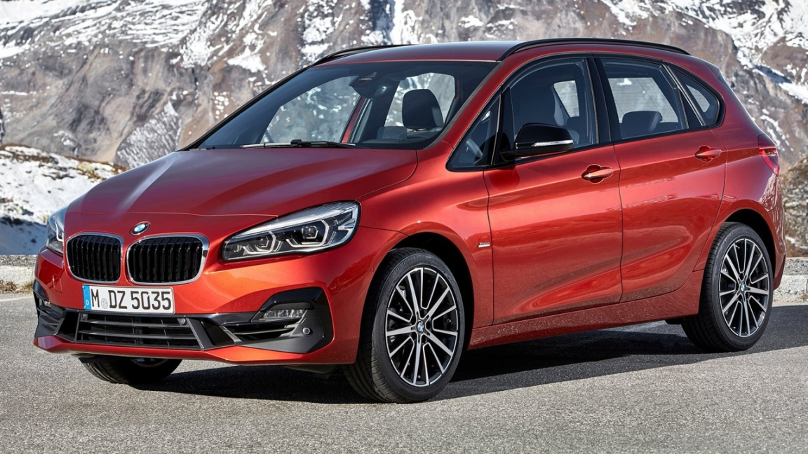 BMW 2 series Active Tourer 2018