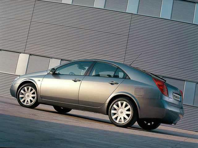 Nissan Primera - цена, характеристики и фото, описание ...