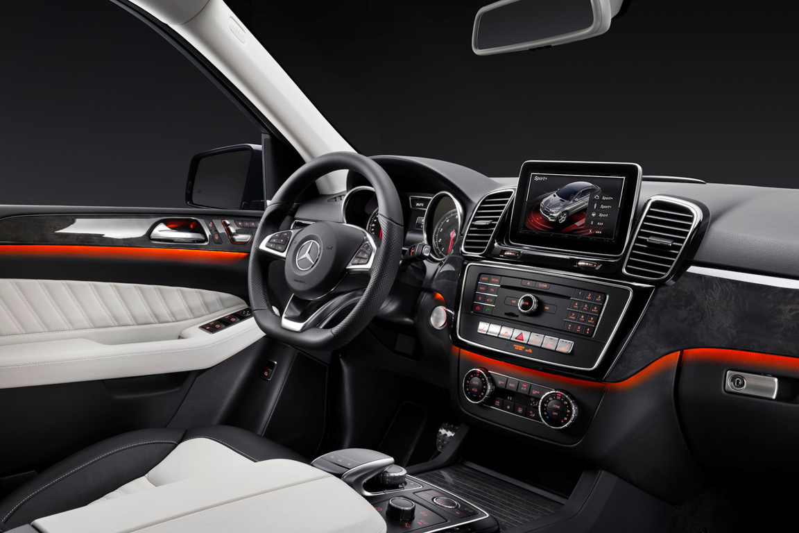 Mercedes-Benz GLE 2015