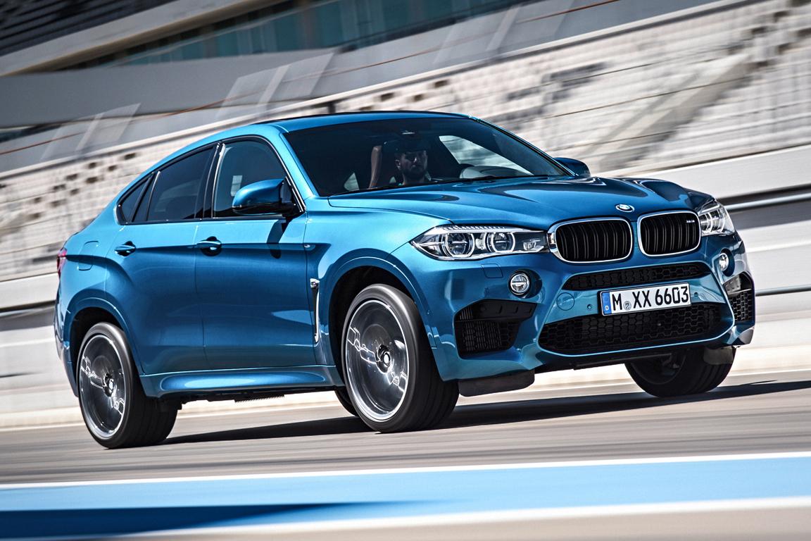 BMW X6 M 2015 F16
