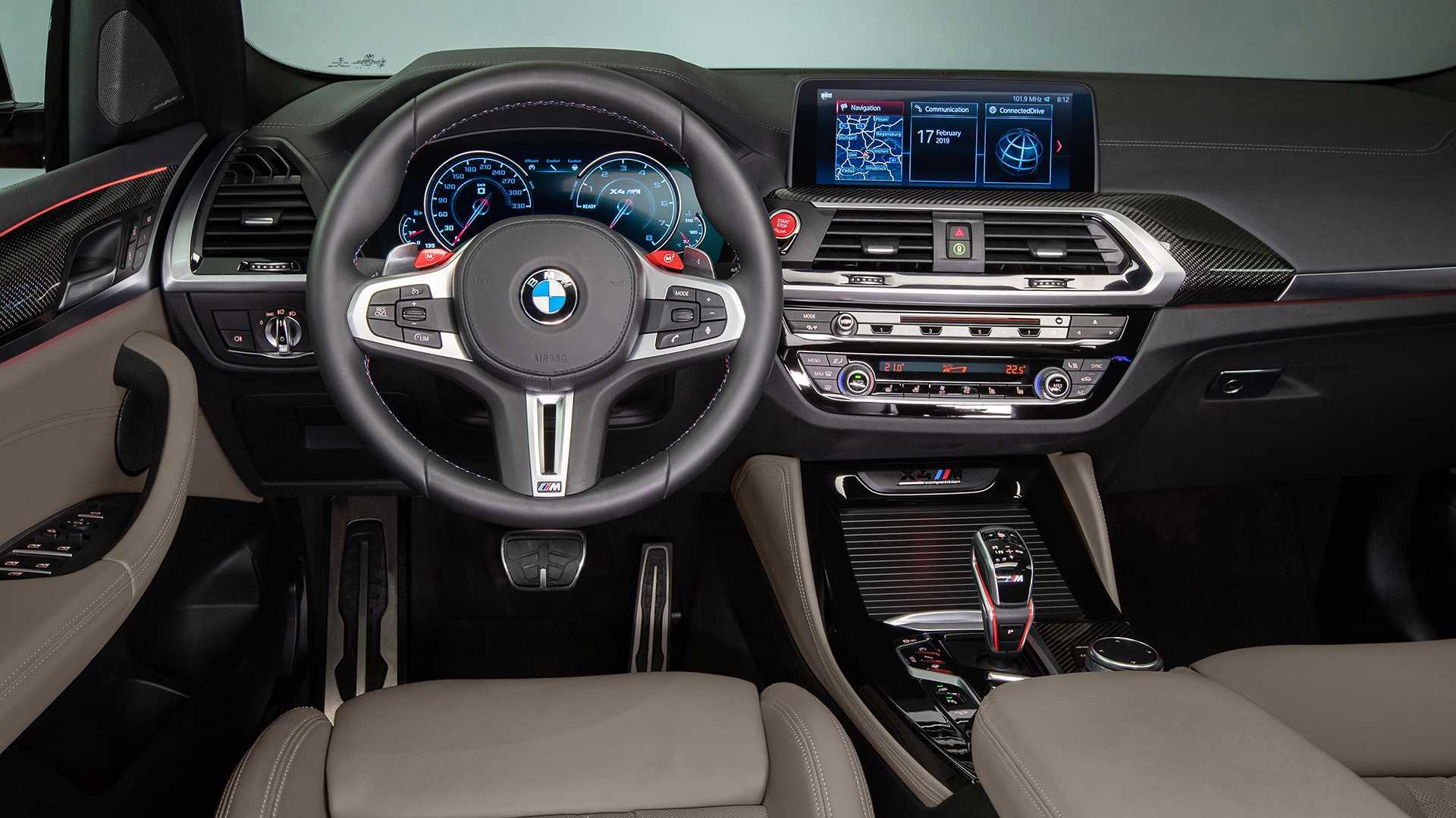 BMW X3 M и BMW X4 M 2020