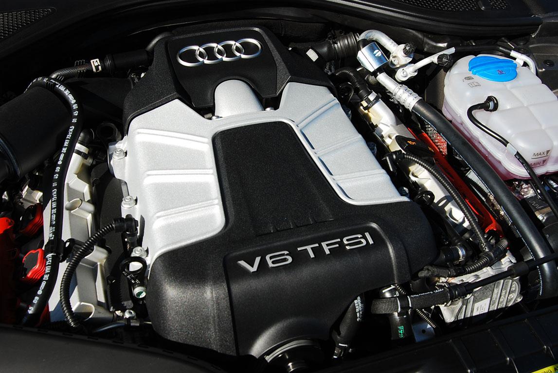 Audi A7 Sportback: Умный дизайн