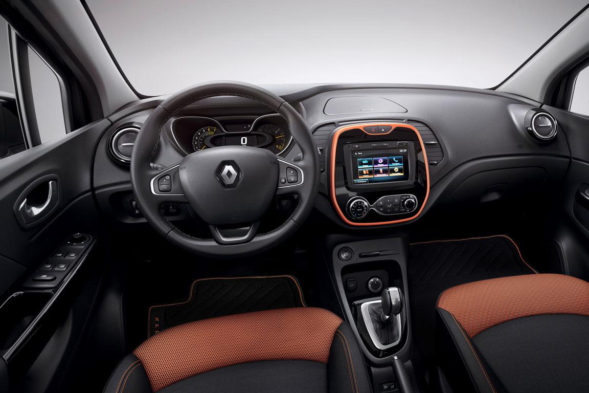 Renault Kaptur Салон