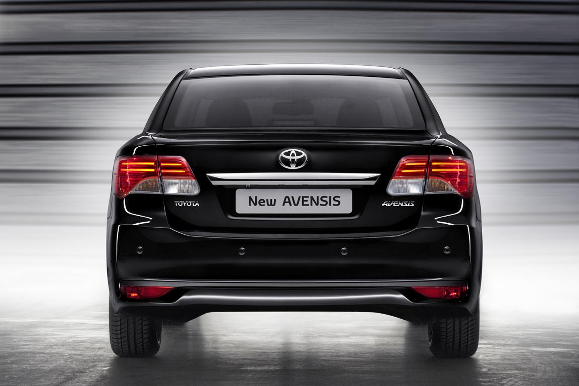 Тойота Авенсис / Toyota Avensis