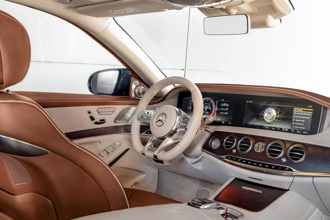 Mercedes-Benz S65 AMG 2017