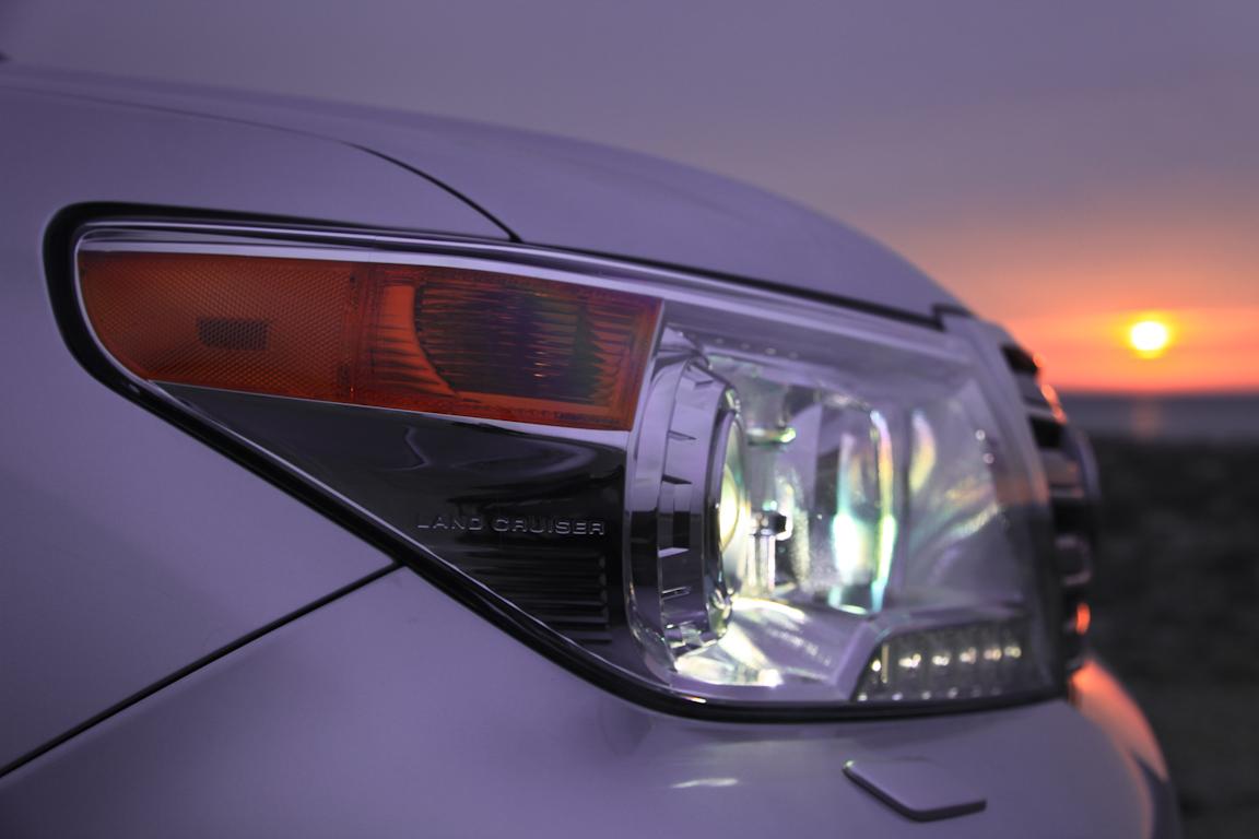 Toyota Land Cruiser 200: Надежней банковской ячейки