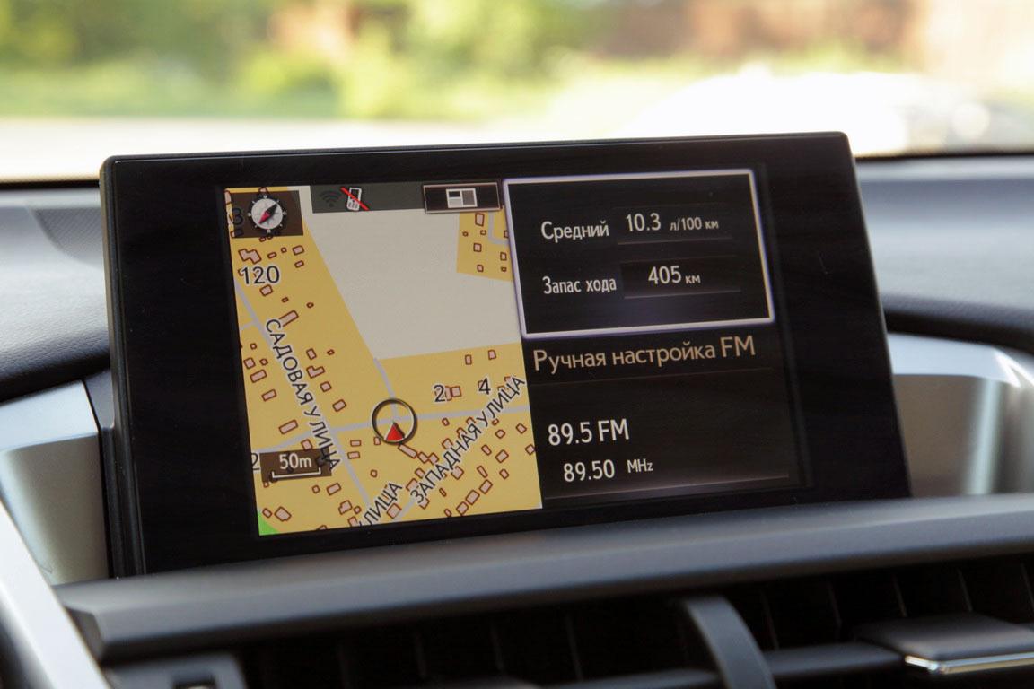 Lexus NX200: то, что доктор прописал!