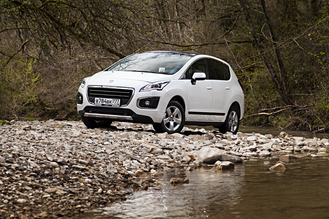 Peugeot 3008: примеряем обновки