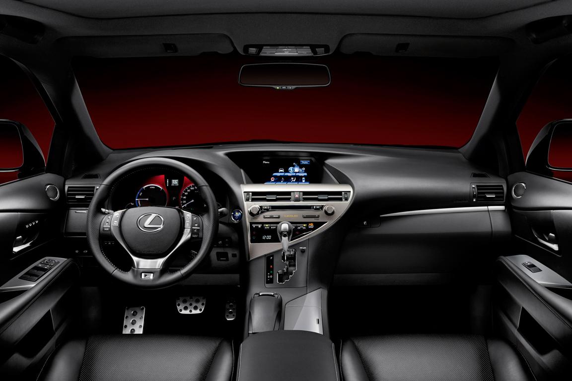 Lexus RX hybrid