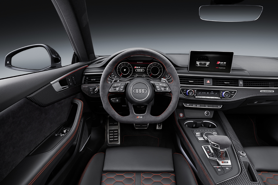 Audi RS5 coupe 2017