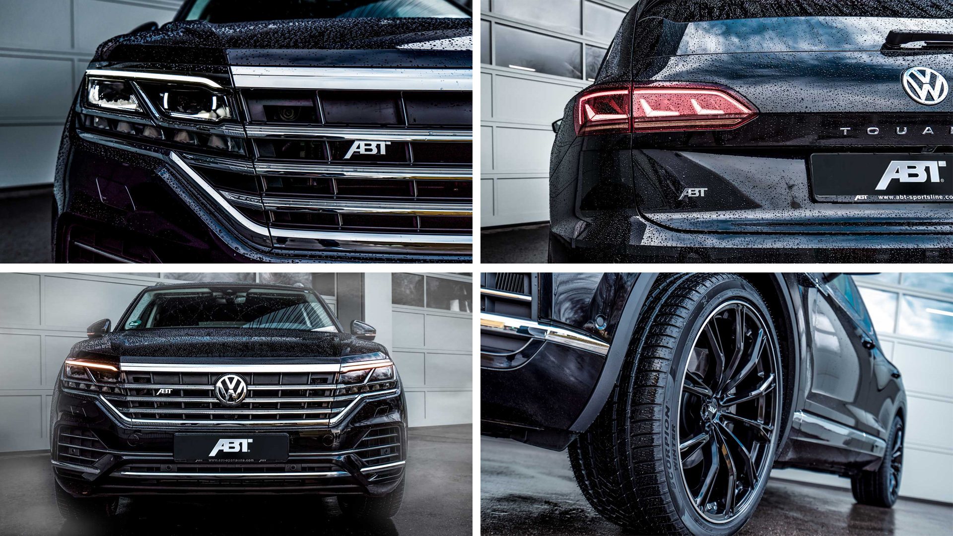 Volkswagen Touareg ABT Sportsline