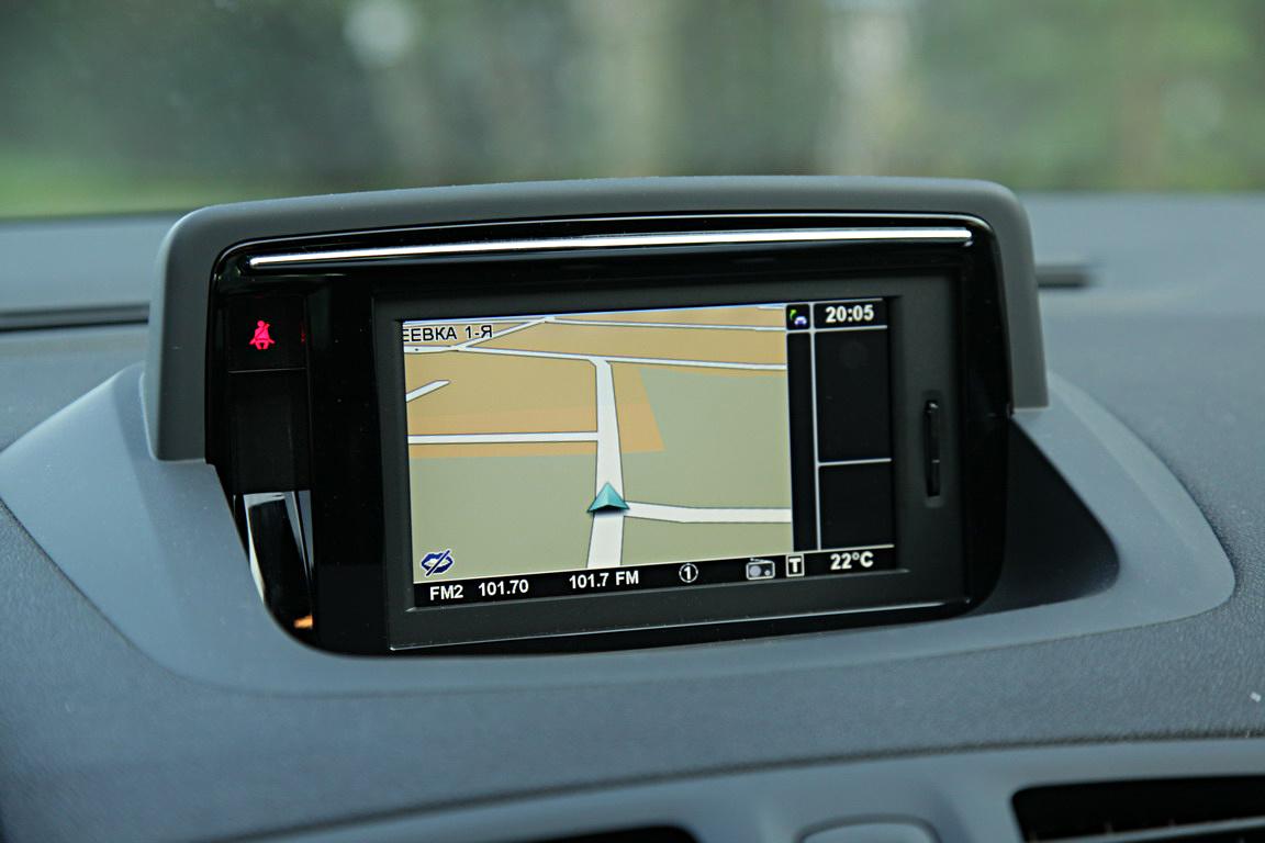 Renault Megane Coupe: точка отправления