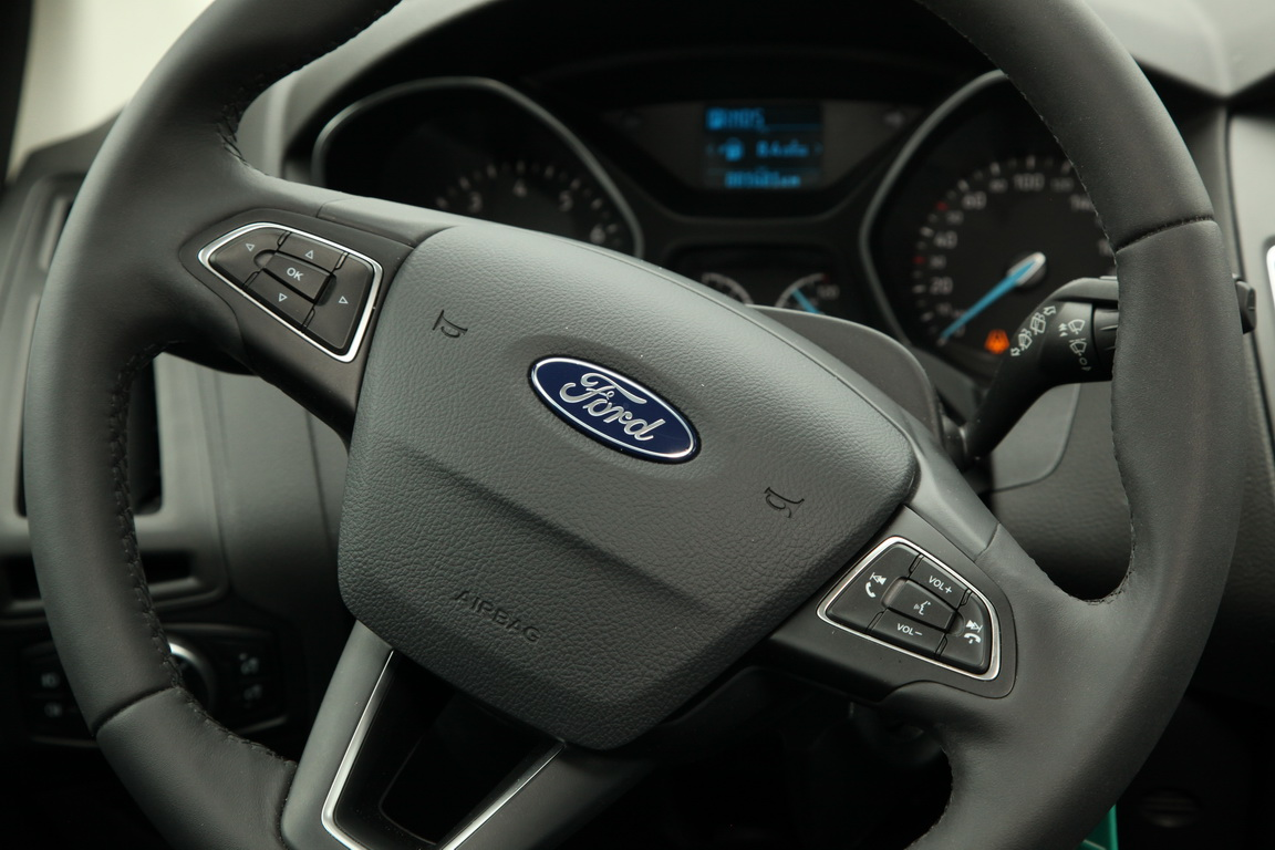 Ford Focus: Модный монохром