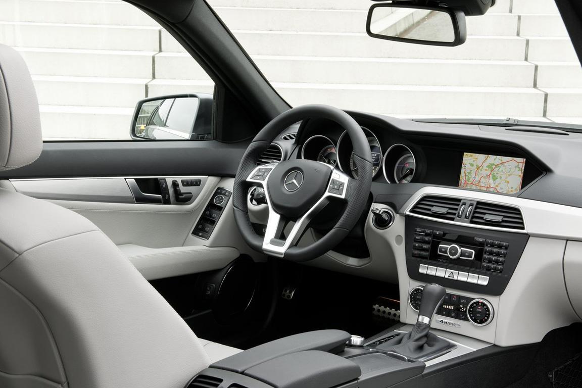 Mercedes-Benz-C-Class C-class (2011)
