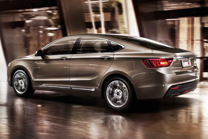 Geely Emgand GT